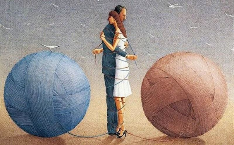 La co-dipendenza tra narcisismo e masochismo: perché salviamo chi non vuole essere salvato?