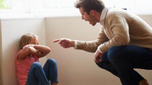 il genitore affetto da narcisismo